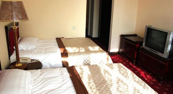 Гостиница Аль-Фараби