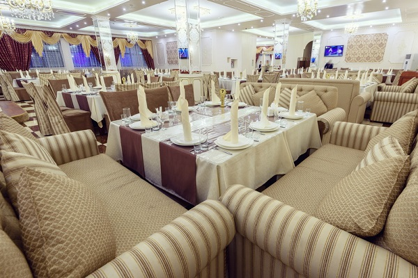 Ресторан Sahil