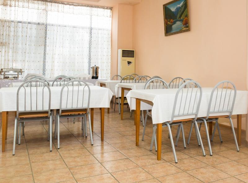 Гостиница Туркестан