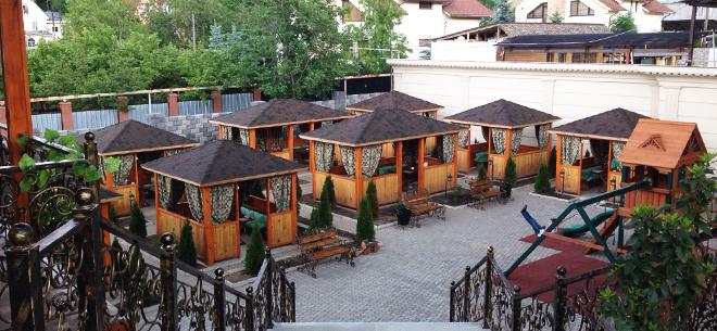 Ресторан Бейбарыс