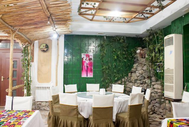 Ресторан Кашгар