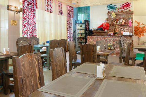 Ресторан Timatey, семейный клуб