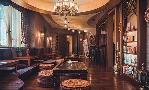 Кафе ECO Bar
