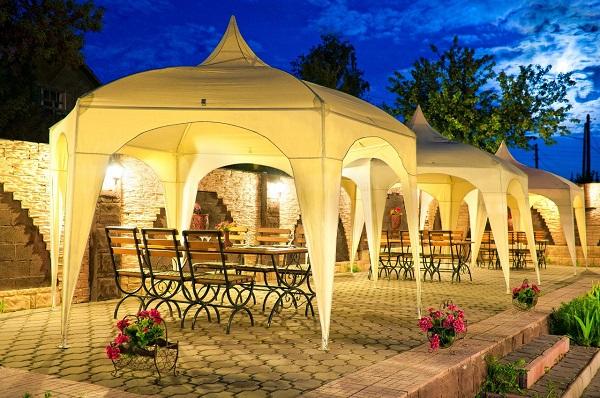 Ресторан Ажур