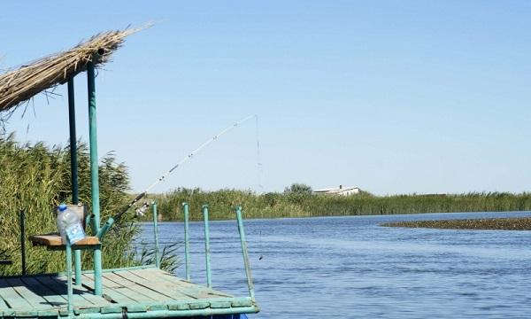 Охотниче-рыболовная зона Афганец (Рыбалка в Прибалхашье)