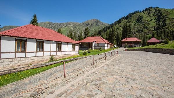Гостиница Альпийская Роза