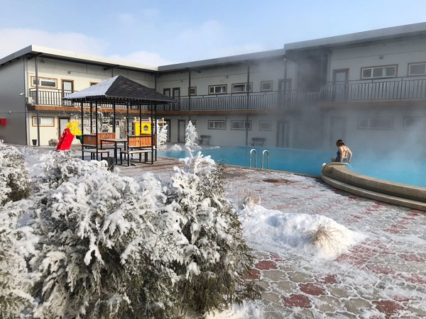 ULAN Hot Spring Resort