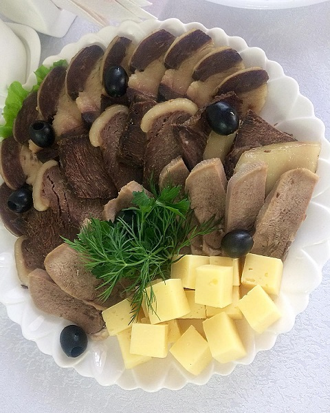Ресторан Балзия