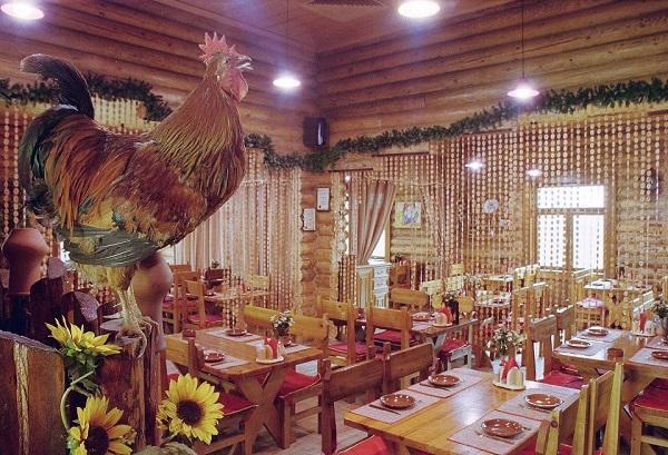 Ресторан Медведь