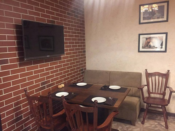 Ресторан Трактиръ Медведь на Сатпаева