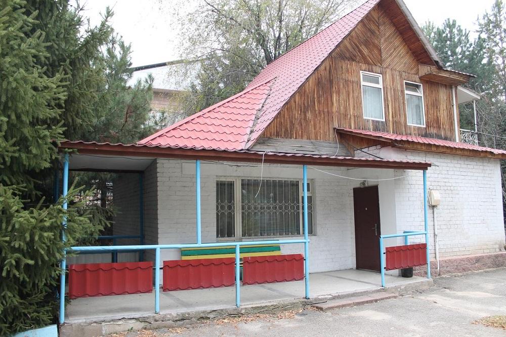 Санаторий Акбулак