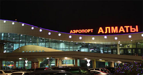 How to get to Almaty airport - 3 best options