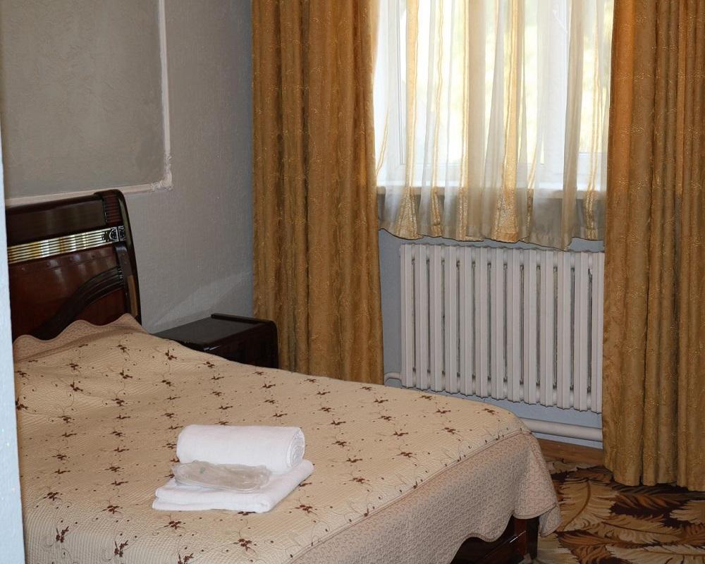 Гостиница Ак ниет
