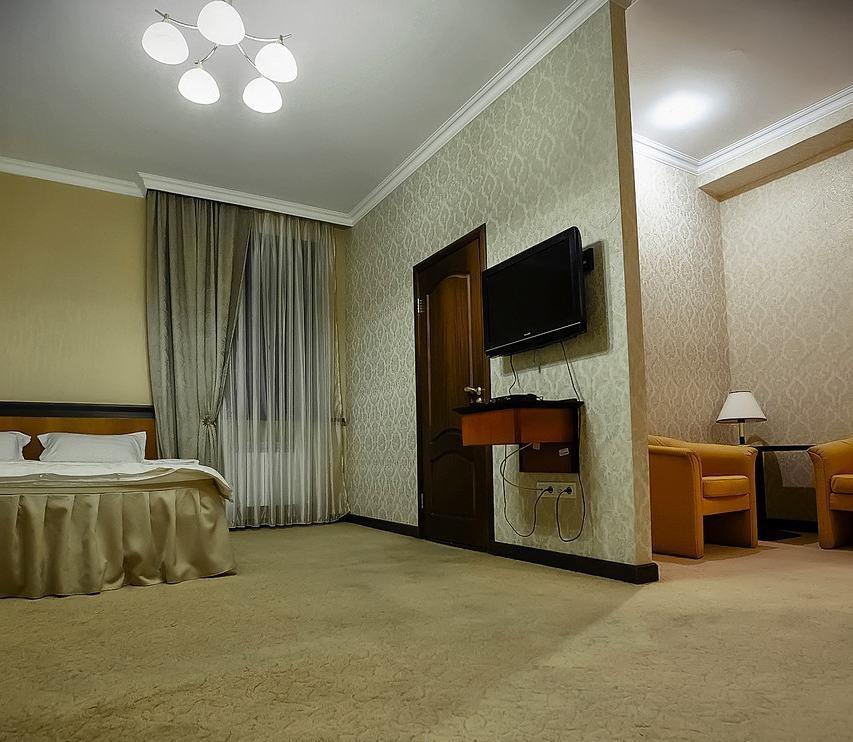 Гостиница Алматы-Транзит