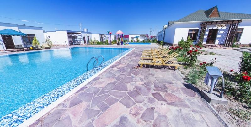 Зона отдыха Premium Spa Resort