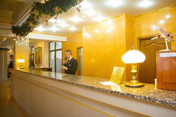 Astana International Hotel