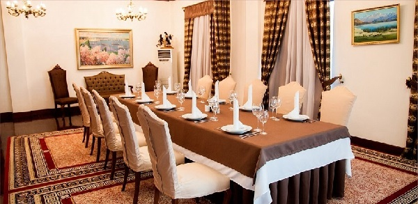Ресторан Акбозат